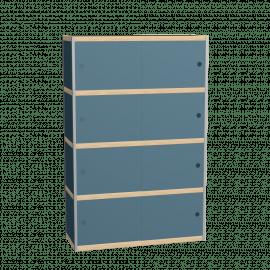 Dimensions Des Meubles Modulables De Rangement Kewlox