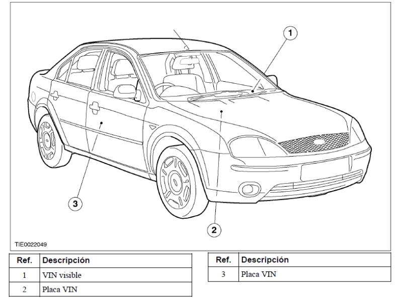 Ford Workshop Service, Repair & Parts Manual Ranger 2.2L