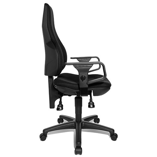 white ergonomic office chair uk assisted pull up the best chairs key industrial blog for spine support partridge