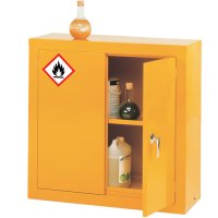 COSHH Flammable Storage Cabinet 900x915mm | Key
