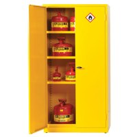 COSHH Cabinets for Hazardous & Flammable Substances   Key
