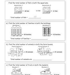Addition Worksheets Grade 2 I Maths - key2practice Workbooks [ 2560 x 1810 Pixel ]