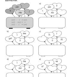 Maths Subtraction Worksheets Grade 2 - key2practice Workbooks [ 1754 x 1240 Pixel ]