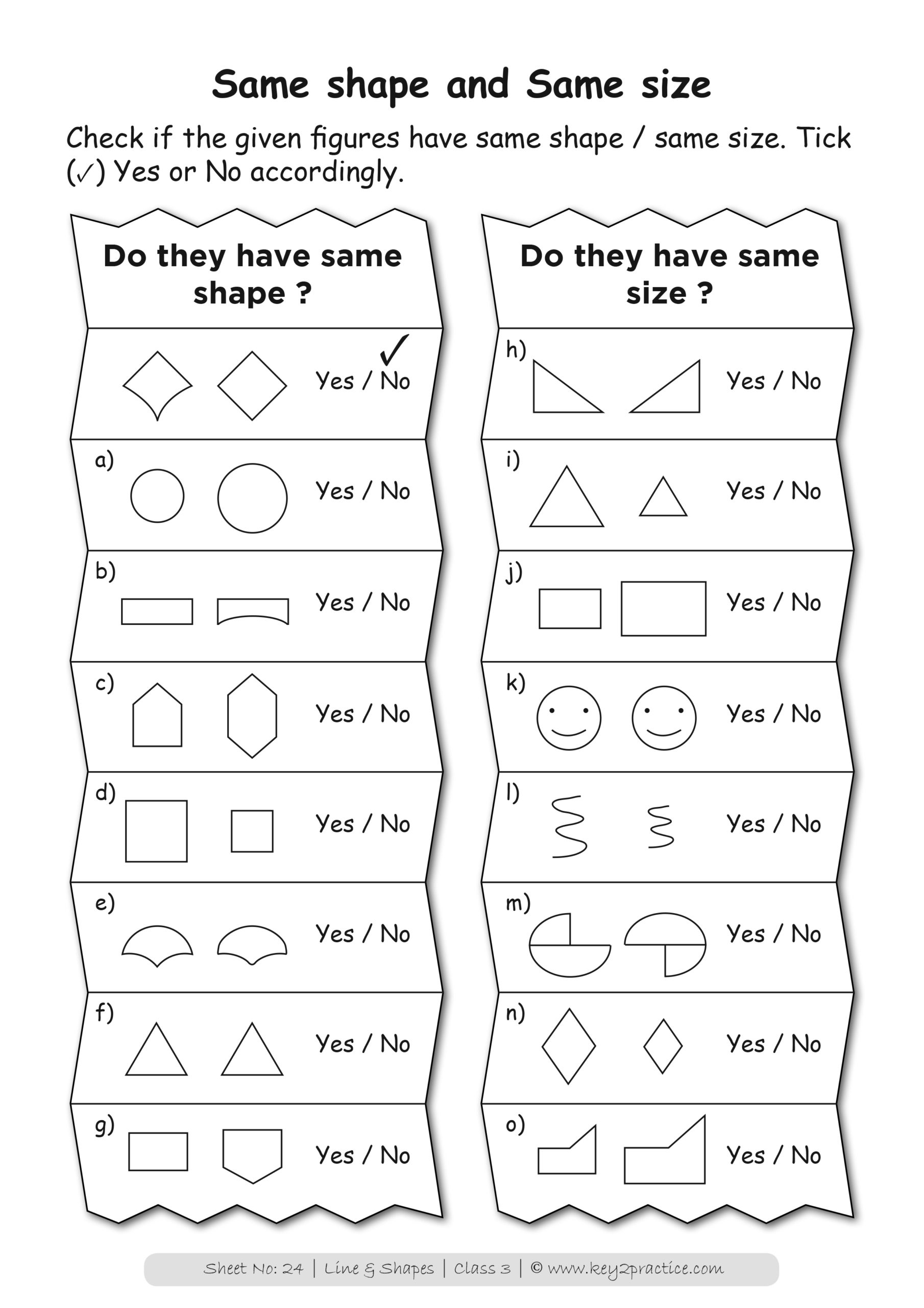 hight resolution of For Plane Shapes Worksheet For Grade 3   Printable Worksheets and  Activities for Teachers