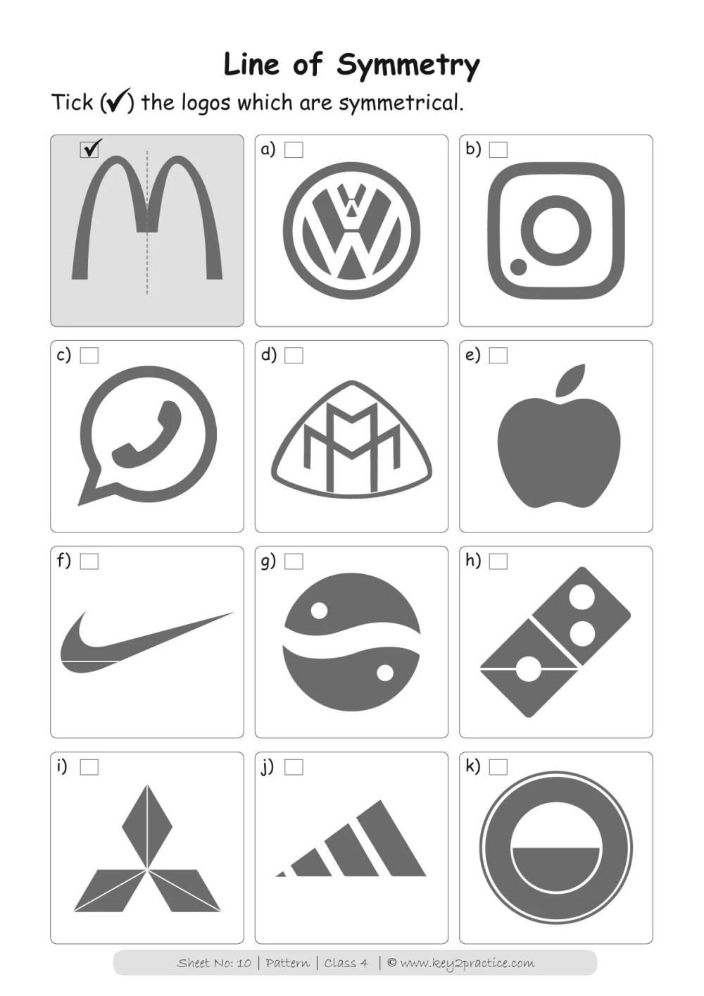 medium resolution of Patterns worksheets Grade 4 I Maths - key2practice Workbooks