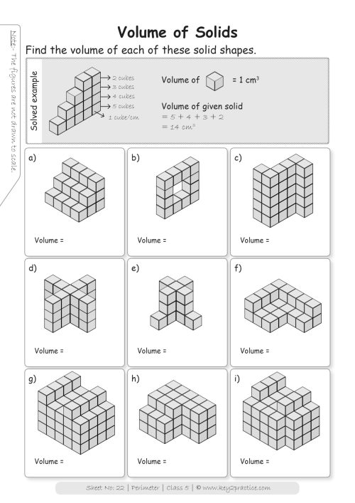 small resolution of Grade 5 Maths Worksheets Perimeter