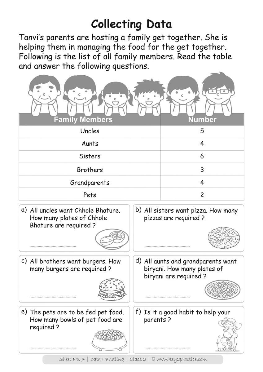 medium resolution of Maths Worsheets Grade 2 All Concepts I Best Workbooks - key2practice
