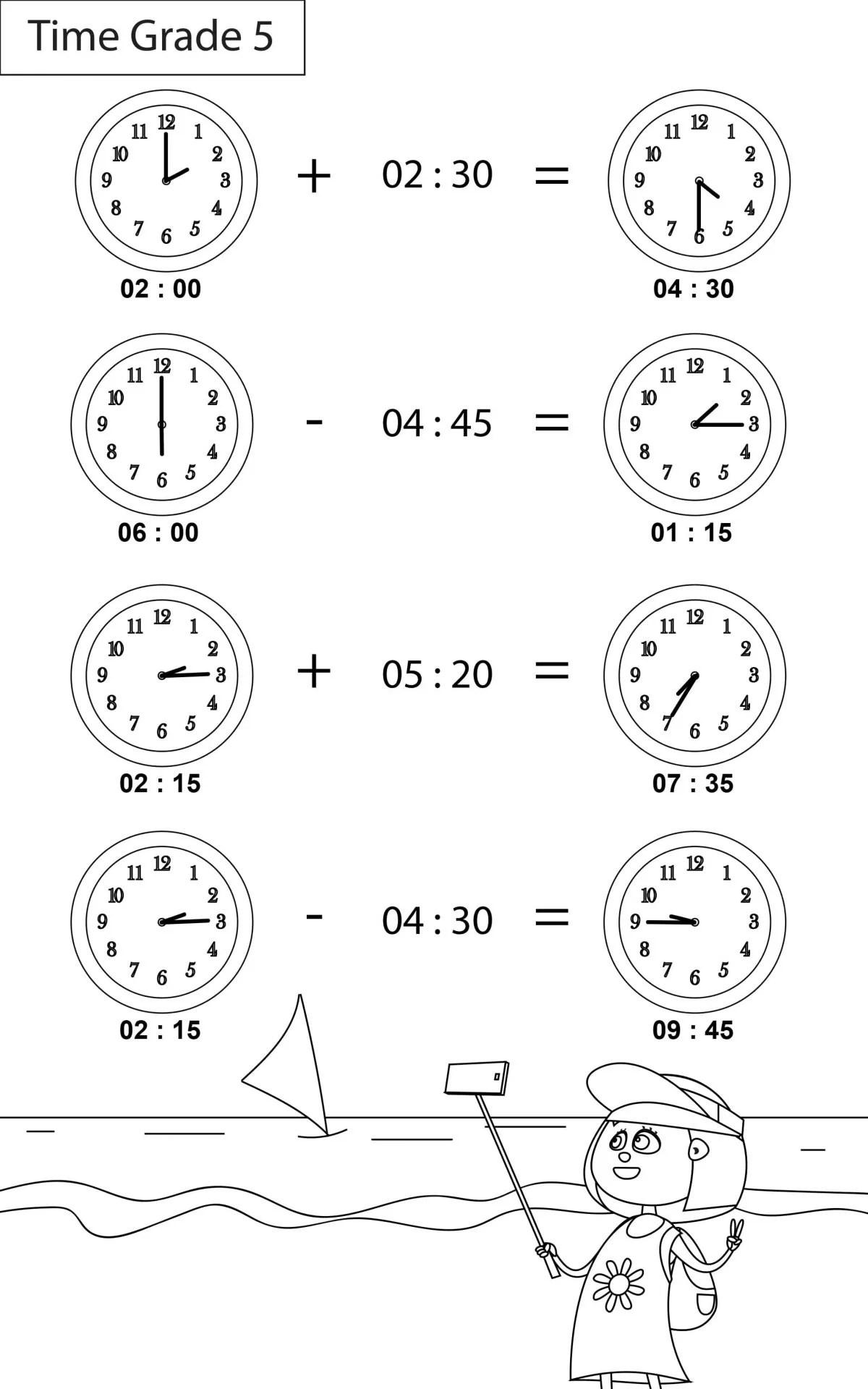 Maths Worksheets Grade 5 Chapter Perimeter