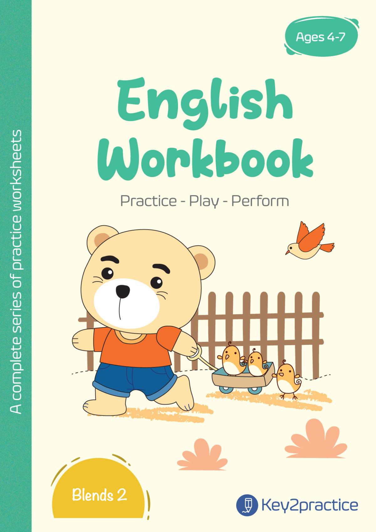 Worksheets I Phonics I English I Pre Primary