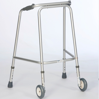 Domestic Walker with Wheels