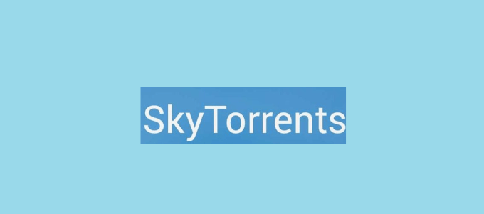 SkyTorrents l