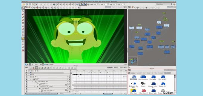 Toon Boom Animate Pro 3