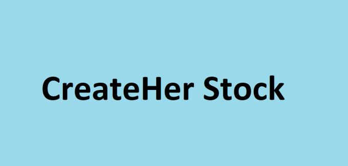 CreateHer Stock