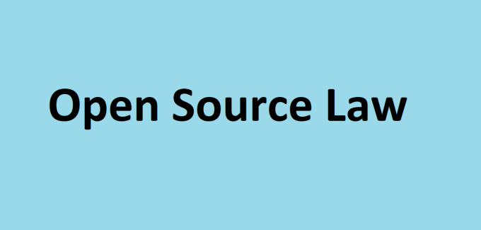 Open Source Law
