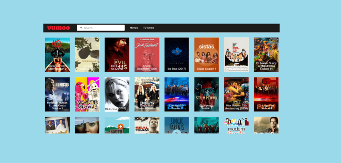 vumoo to watch free movies online