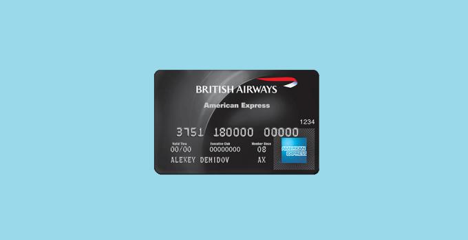 Credit Card British airways