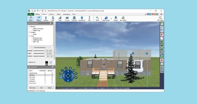 DreamPlan software