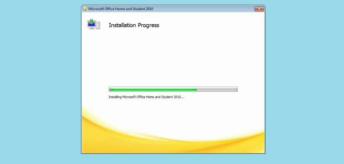 ms 2010 install