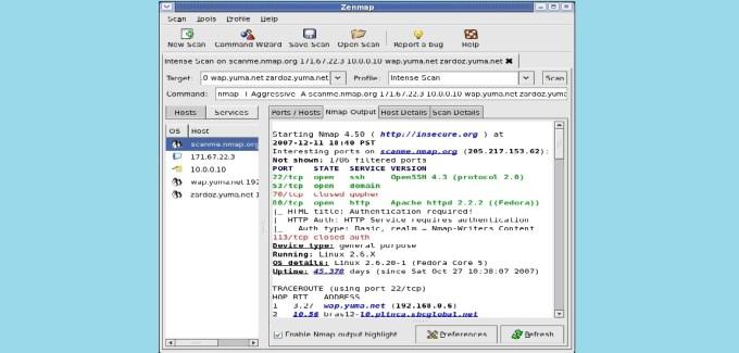Free Network Protocol Analyzer