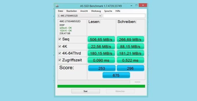 Tools to Measure Hard Drive and SSD Performance