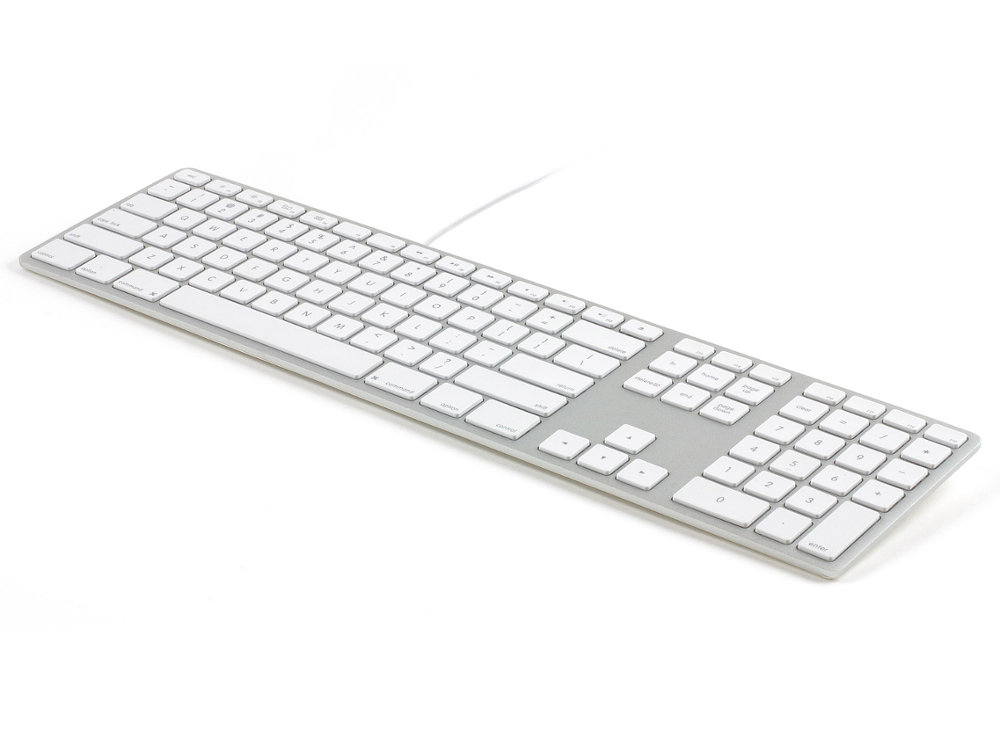 Matias Wired Aluminum Keyboard for Mac USA : FK318S-US