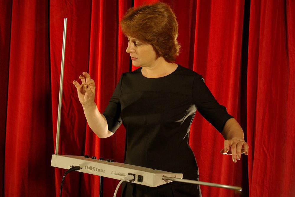Theremin  KEYBOARDS