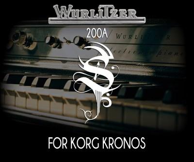 Wurlitzer200A KRONOS
