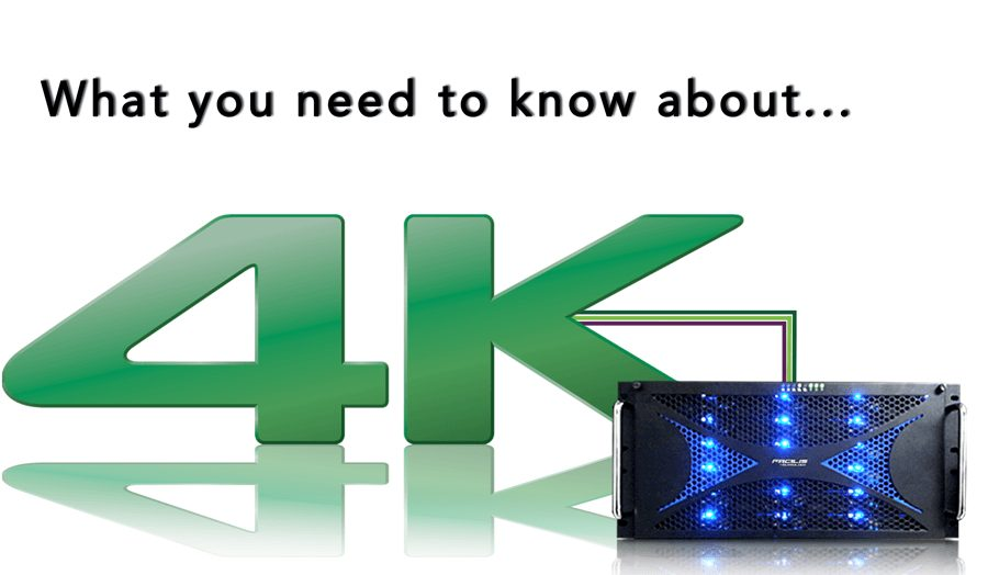 Key Questions To Consider When Purchasing 4K Storage