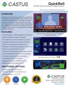castus-quickroll brochure