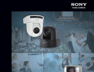 sony-ptz cameras