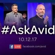 #AskAvid Hero