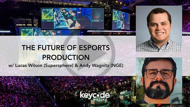 esports production