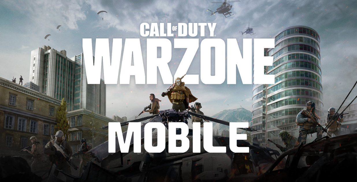 Call of Duty Warzone APK Download Mobile