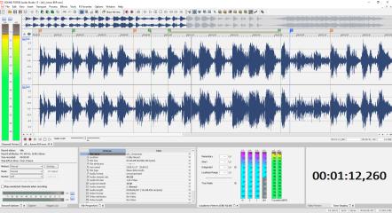 SOUND FORGE Audio Studio 15.0.0 Build 57 Crack 2021