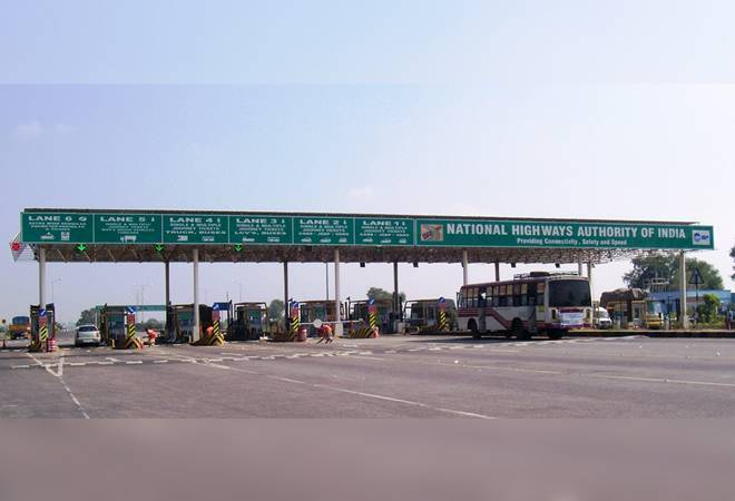The toll plaza process will be change in 2 years