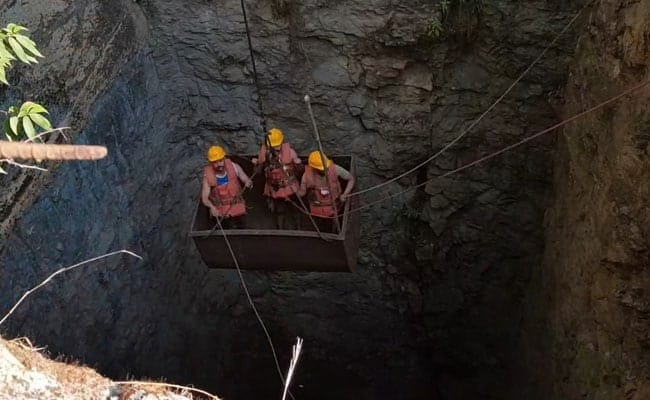 5 workers trapped in Meghalaya coal mine for 12 days