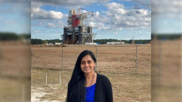 NASA is sending another spacecraft to the moon, the Indian woman engineer in charge