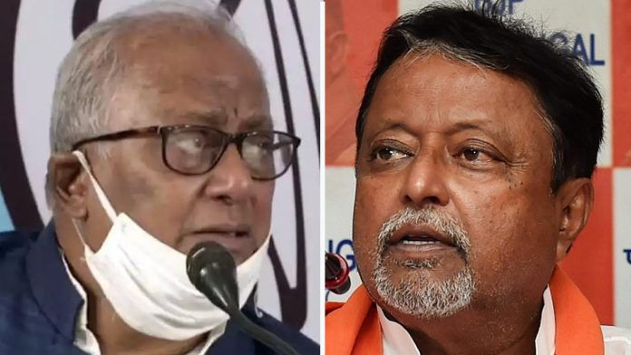 Saugat Roy gave a big hint about Mukul Roy