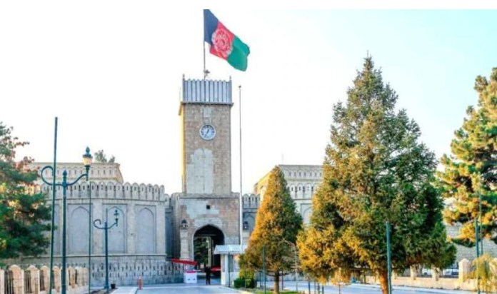 rockets-landed-near-the-afghanistan presidential-palace