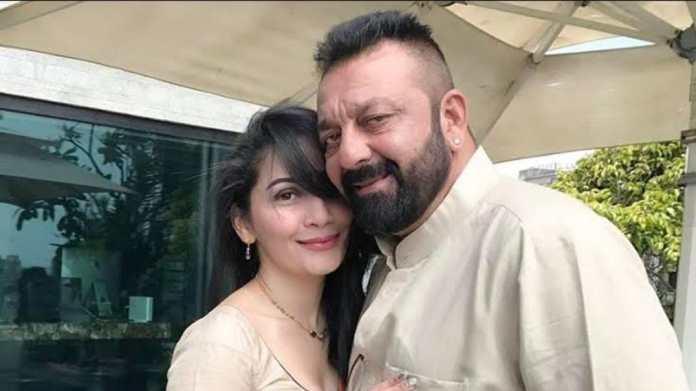Sanjoy Dutta wishing to his wife birthday