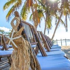 Chiavari Chairs Wedding Ceremony Mcguire Rattan Linens & More Florida Keys, Event Rentals In Keys - Key Largo Lighthouse Beach ...