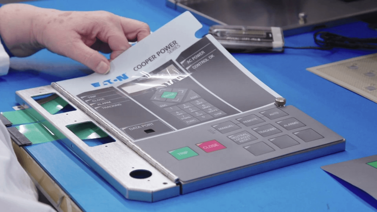 LGF Membrane Switch: The Best Technology for Backlit Membrane