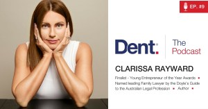 9. How to become a Happy Family Lawyer with Clarissa Rayward