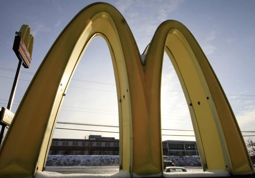 mcdonalds business model