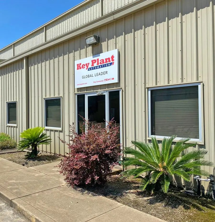 Key Plant North America Welding Automation