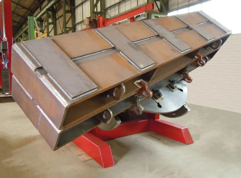 welding automation positioner