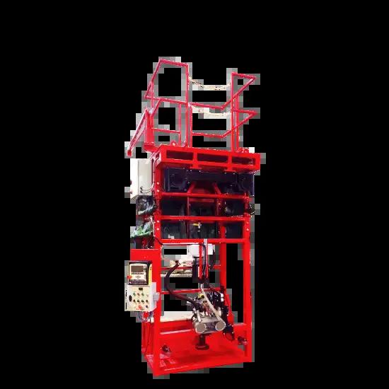 storage tank fabrication equipment by key plant