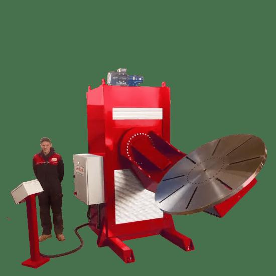 welding rotator turning rolls
