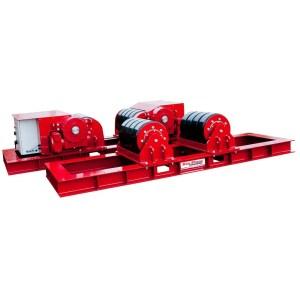 KP CR125 tonne conventional welding rotator