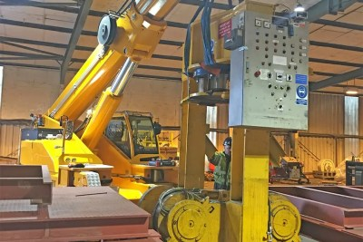 Key Plant Automation special purpose machine